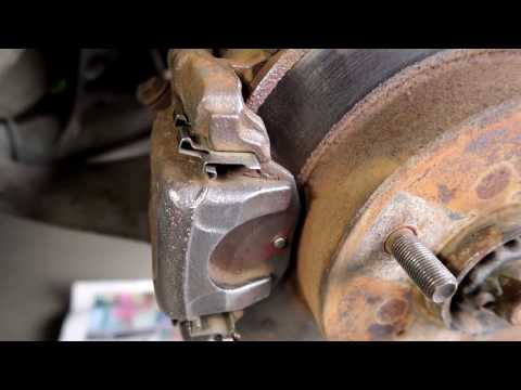 How to Clean and Paint Brake Calipers EASY+QUICK