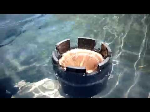 Home Made Pond Skimmer Update