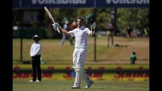 Aiden Markram 143 Runs Innings South Africa vs Bangladesh 2nd Test October 6, 2017