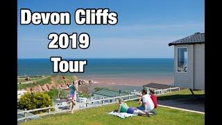 Devon Cliffs Haven Tour 2019