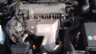 Работа двигателя 3SFE CALDINA ST196(Мини трактор,мини экскаватор,мини погрузчик,культиватор,снегоуборщик Оригинальные запасные части к грузо..., 2016-02-04T07:52:18.000Z)