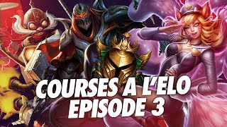 COURSE À L'ELO : 1000€ BET VS MAREX | EPISODE 3 : COMPLICATION EN GOLD