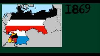 National Flag Germany Nationalflagge Deutschland 1815-1936