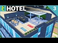 The Sims 4 Building Hotel Part 3 mp3