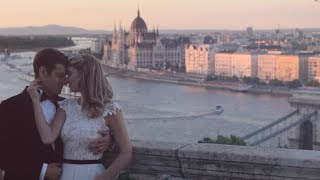 H'art Nouveau  A Fairy-tale Destination Wedding at Four Seasons Hotel Gresham Palace Budapest