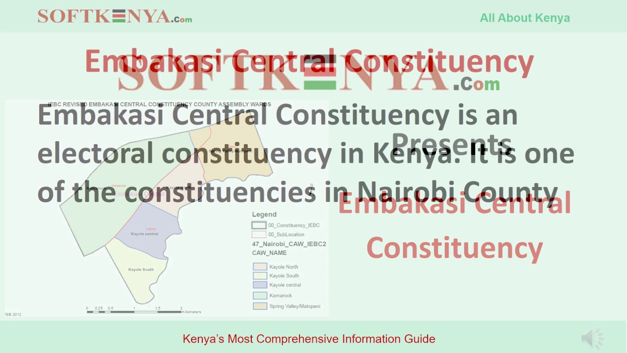Embakasi Central Constituency