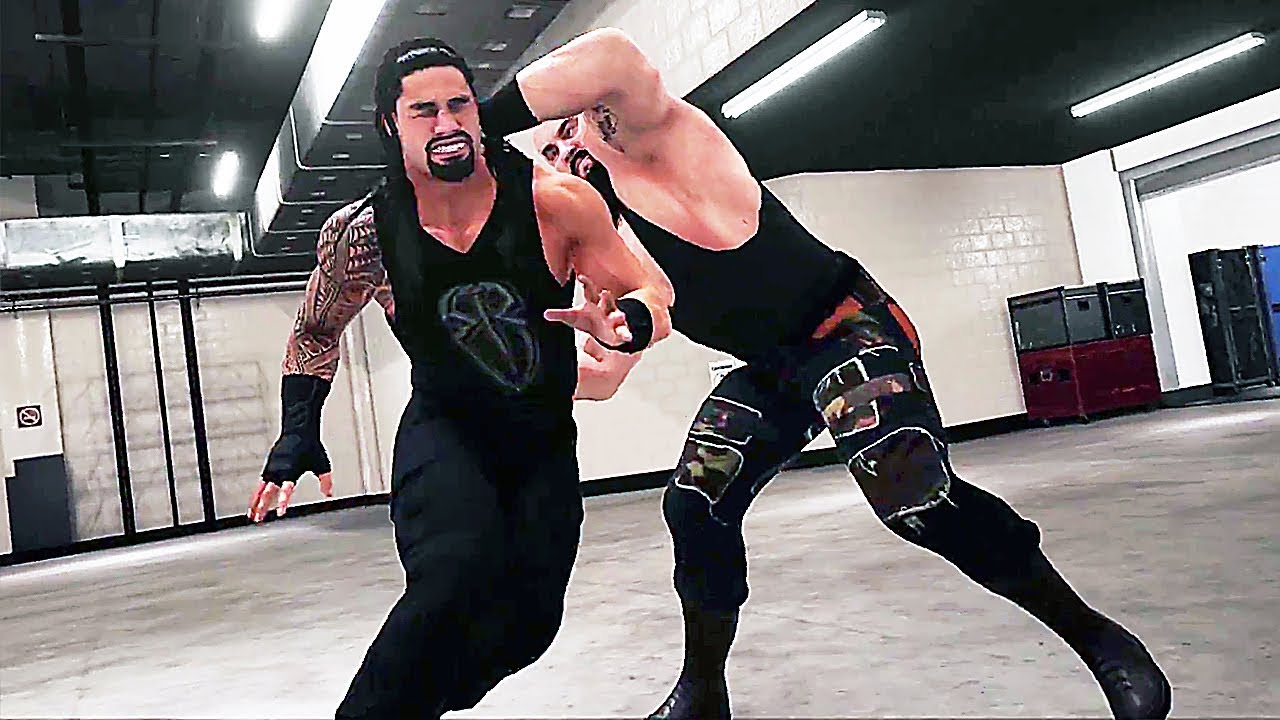 wwe 2k18 gameplay trailer ps4 xbox one pc youtube. Black Bedroom Furniture Sets. Home Design Ideas