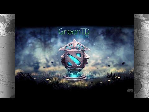 видео: dota 2 reborn. custom games. green td ! Даа!!