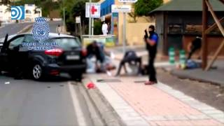 Detenido un grupo de falsos guardias civiles dedicados al robo a narcotraficantes