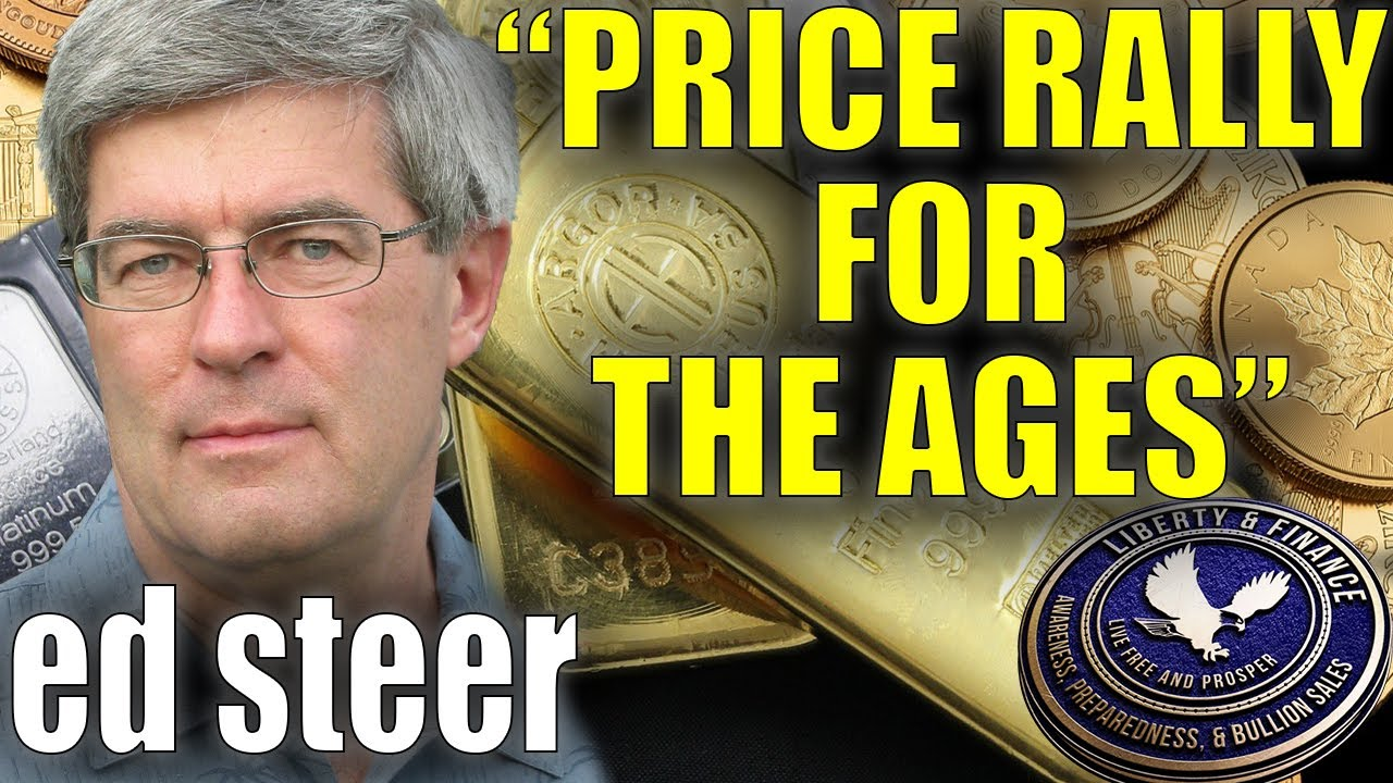 """Download """"Price Rally For The Ages"""" Coming w/ Triple Digit Silver 