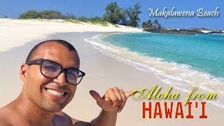 HW11: Lost in Paradise // Makalawena Beach