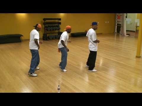 Line dance, Neyo, Miss Independent (Sample)