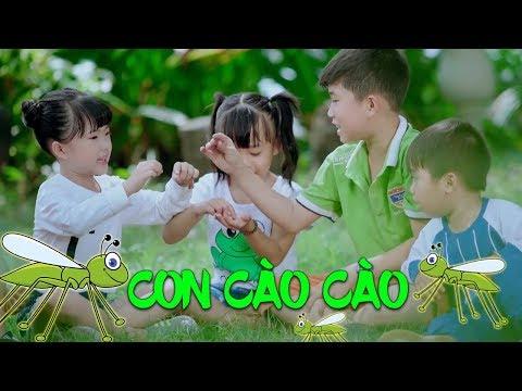 Bé Mai Vy ♫ Con Cào Cào ♪ Muốn Khỏe Mạnh Phải Tập Thể Thao ♫ Nhạc Cho Bé Cho Gia Đình ♫ NhacPro Kids