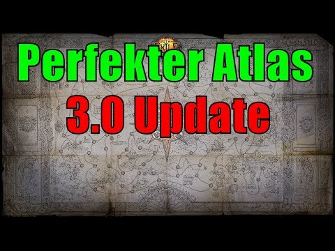[3.0] #03 Atlas Guide - Der Perfekte Atlas - Path of Exile Fall of Oriath - Harbinger [german]