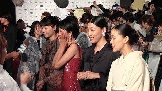 第30回東京国際映画祭が10月25日、東京都港区の六本木地区で開幕...