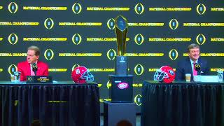 Saban: 'I don't yell at my assistants'  and movie night before the championship
