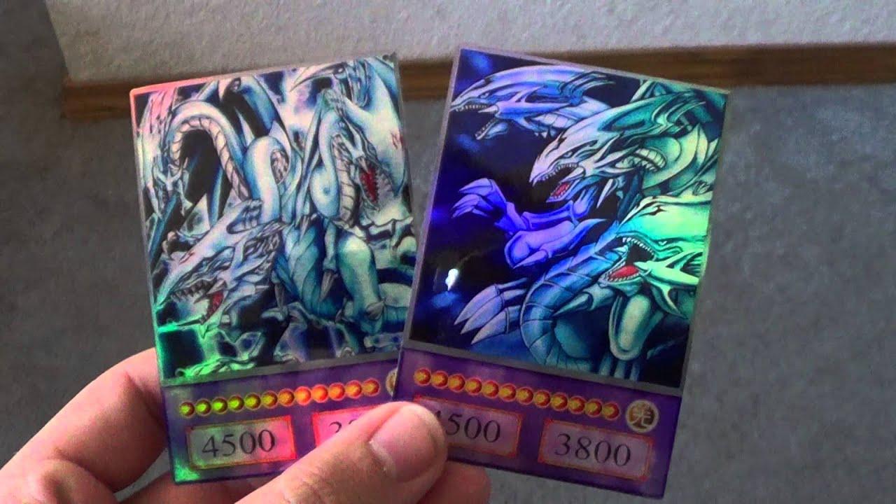 yugioh blue eyes ultimate dragon orica token both arts