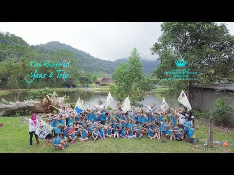 DCIS: Year 4 Kota Rainforest Residential Trip 2018