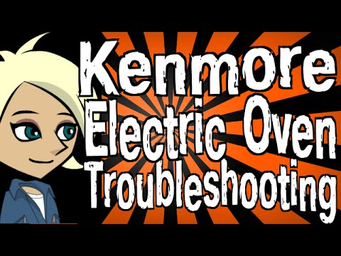 kenmore electric oven troubleshooting youtube Kenmore 790 Electric Range White