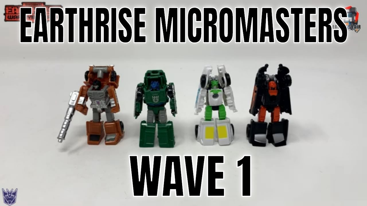 Earthrise Wave 1 Micromasters Review by Larkin's Lair