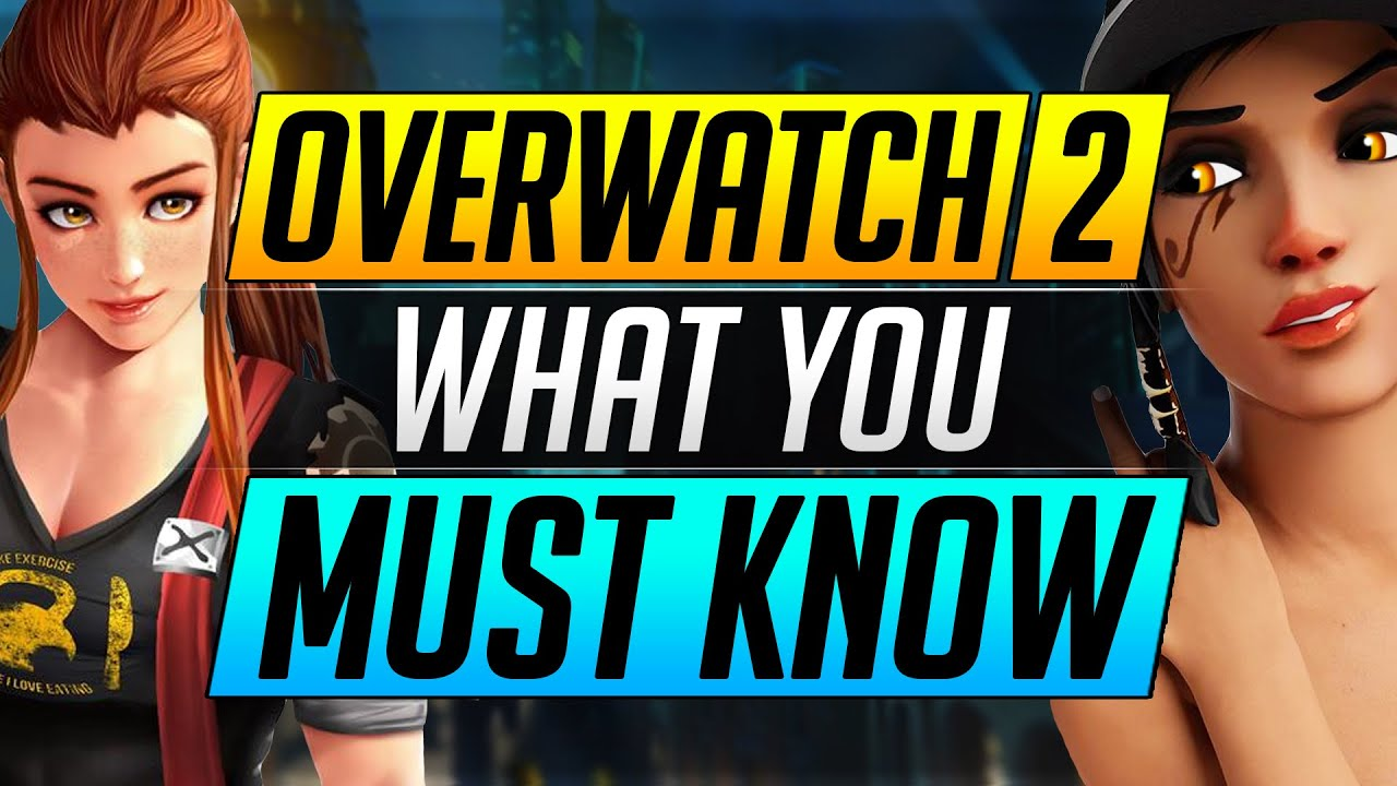 Overwatch 2: What You MUST KNOW - NEW Updates and Leaks