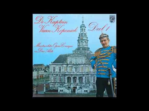 De Kaptein Vaan Köpenick (1 vaan 3)