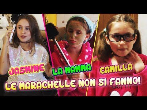 CAMILLA , JASMINE E LA MAMMA | Charlotte M