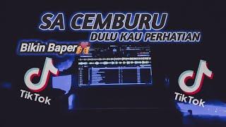 BIKIN BAPER! DJ SA CEMBURU Dulu Kau Perhatian - LanaRmx Ft Dj HarrisNugraha ( Original Mix )