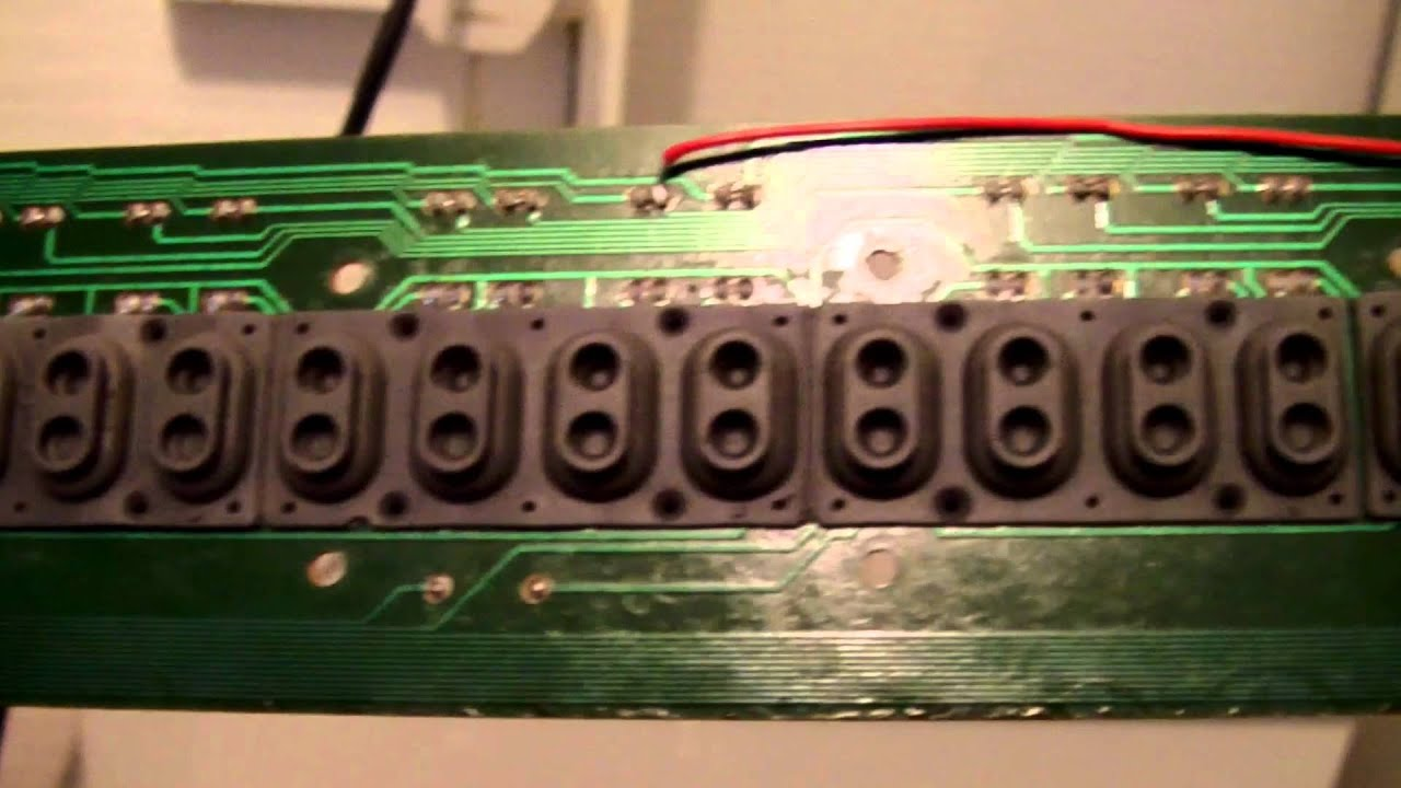 Roland Keyboard Repair