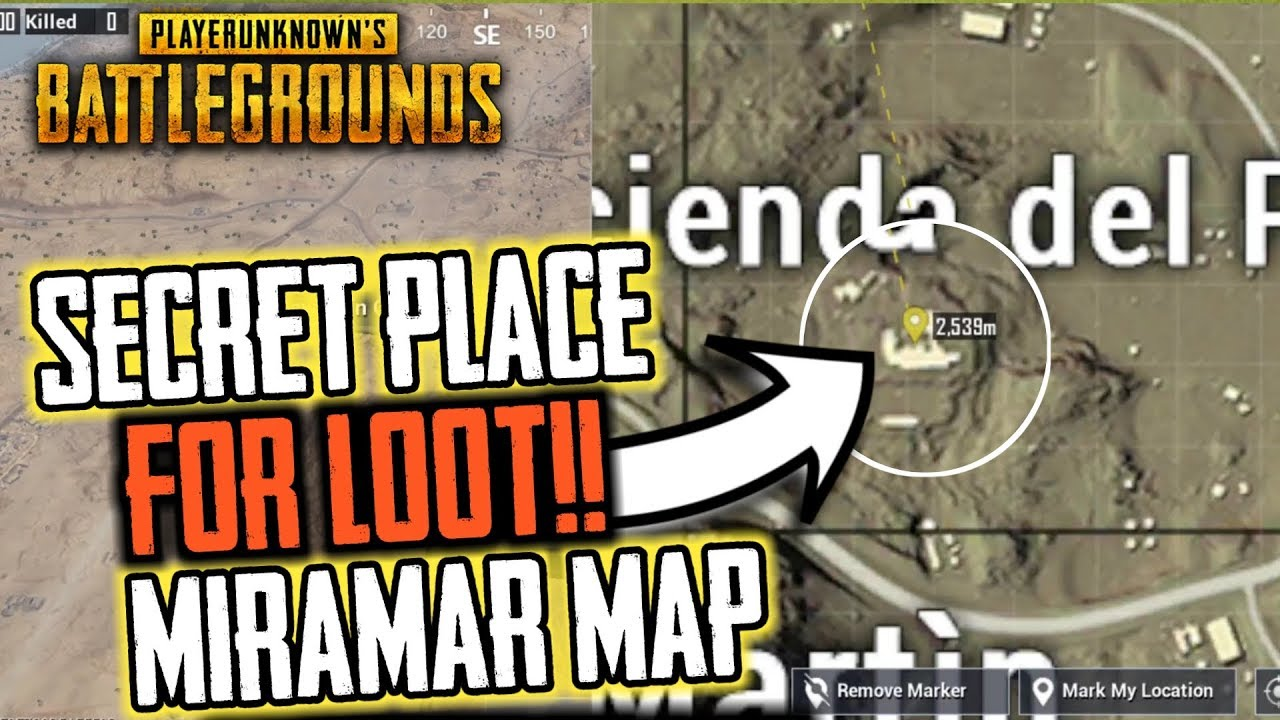 how to find better loot in pubg