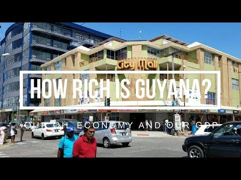 S3.E14 |  How Rich is Guyana? | Our Oil Economy and Our GDP