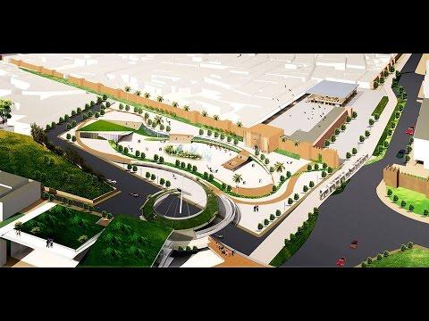 Projet soutenu urban design et espace public youtube for Les espaces publics urbains