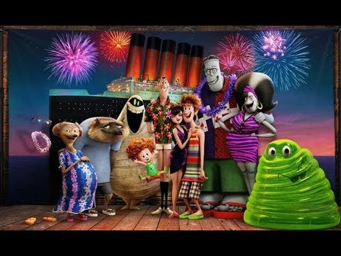 hotel transylvania summer vacation ~ cake by the ocean