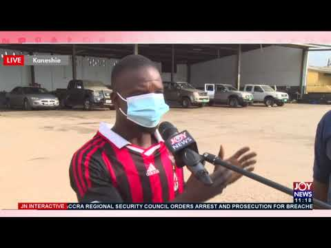 What are your thoughts on the ban of Aboboyaa on our highways? - JoyNews Interactive (10-8-21)
