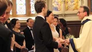 Wedding Recessional - Bach - Sonata from Der Himmel lacht! Die Erde jubilieret! - BWV 31