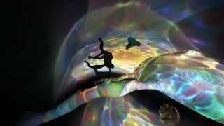 trippy psychedelic 3d fractal morphing alien jellyfish 01 a