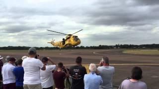 RAF Westland Sea King HAR.3 RIAT 16 July 2015
