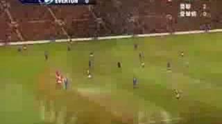 Manchester United Vs Everton 2nd goal Evra.rm