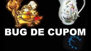 DDTank - BUG DE CUPOM EXISTE COMPROVADO!!