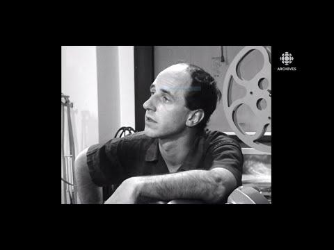 En 1961, Michel Brault raconte et explique le «cinéma-vérité »