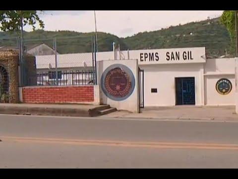 Presos Se Enfrentaron Con Cuchillo En Cárcel De San Gil Y Seis Terminaron Heridos