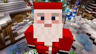 Minecraft Xbox - Present Challenge - Battle Mini-game