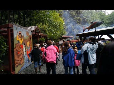 Alaska Cruise (Day 5); Juneau, Alaska   July 15, 2015 Daily Vlog