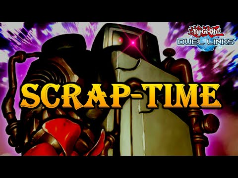It's Finally (Scrap) Time [F2P Yu-Gi-Oh! Duel Links]