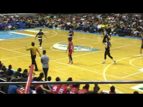 ALL STAR GAMES 2019 | ABS CBN BASKETBALL GAMES 2019 | GERALD VS VICE GANDA