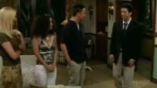 FRIENDS the funniest moments After Joey and Rachel kiss part 1 season 10