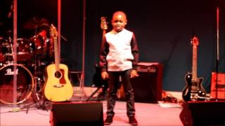 6 year old emmanuel revealing jesus in all 66 books of the bible