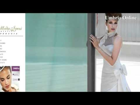 b4bacc8c44c4 Moda Sposi Atelier - Perugia - YouTube