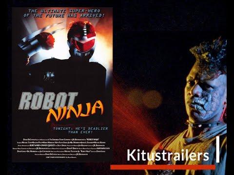 Trailer do filme Robot Ninja