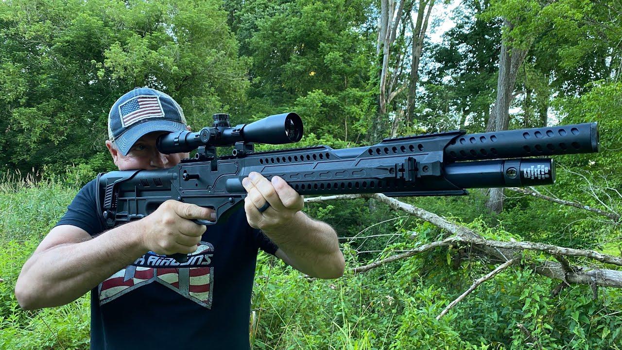 Download Hatsan Invader Semi-Auto Air Rifle    SHOOTER1721